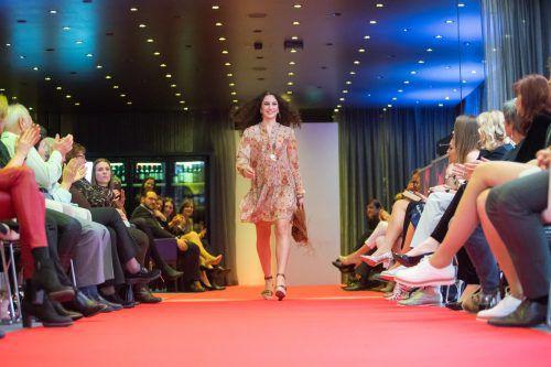 Premiere für die Missen: Im Casino-Restaurant Falstaff präsentierten sie sich erstmals im Rahmen einer großen Modenschau dem Publikum.VN/Steurer, Paulitsch