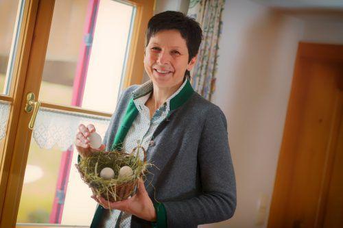 Raggalerin Andrea Schwarzmann gilt als Fixstarterin für den Landtag.