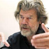 Multivisionsvortrag mit Reinhold Messner