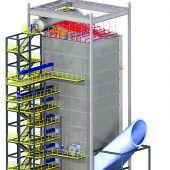 BERTSCH-Abhitzekessel – Energienutzung aus Abfallaufbereitungsprozessen