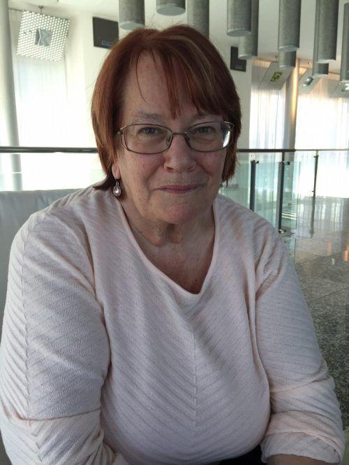 """Ruth Leutgeb: """"Ich habe ihn selbst gepflegt, weil ich wollte, dass es ihm gutgeht."""""""