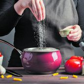 Salz als Akteur bei allergischen Immunreaktionen