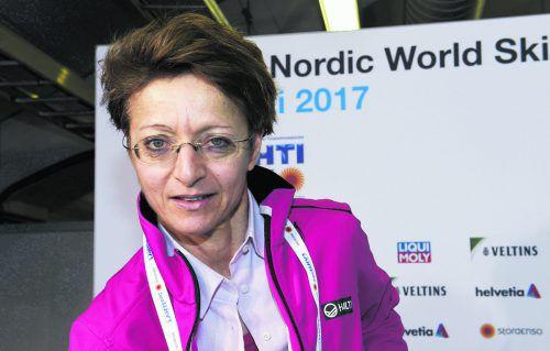 Sarah Lewis: FIS behandelt die Fälle gemäß der Anti-Dopingregeln. reuters