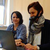 LZH Dornbirn bietet besonderen Service des Schriftdolmetschens