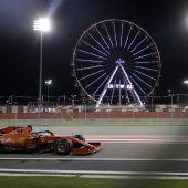 Ferrari meldet sich in der Wüste zurück