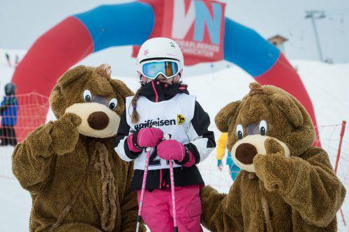 So viel Spaß können Kinder beim Skifahren haben, wenn sie nur die Gelegenheit dazu bekommen. Der Kids Snow Fun bietet ihnen diese Chance.