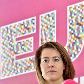 EU-Wahlkampf der Neos mit Europatour