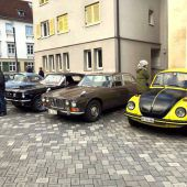 Oldtimer-Rallye in Hohenems