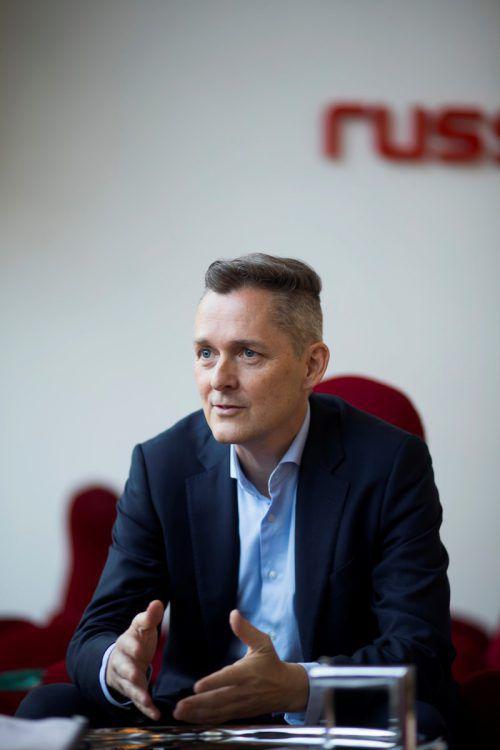 Tim Weitzel ist Professor für Wirtschaftsinformatik an der Uni Bamberg und referierte beim VN-Personalleiterforum. VN/Paulitsch