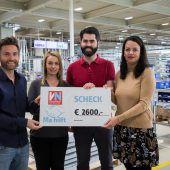 Heron-Gruppe unterstützt in Not geratene Menschen