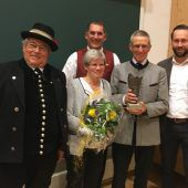 Heimatpreis für Tone Schmelzenbach
