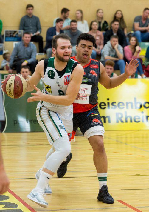 Unter Druck: Die Dornbirn Lions brauchen in St. Pölten unbedingt einen Sieg.Stiplovsek