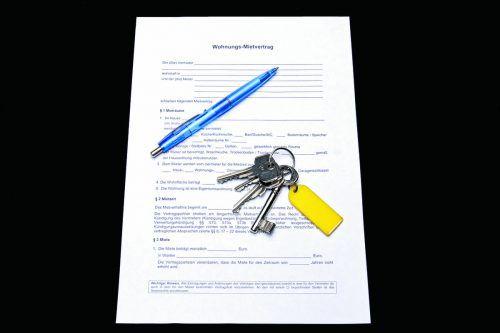 Vermieter bevorzugen befristete, Mieter unbefristete Mietverträge.foto: Shutterstock