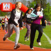 Laufen für Ma hilft: Suche nach Gönnern