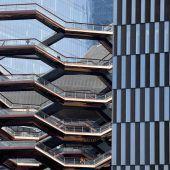Luxusstadtviertel in New York eröffnet
