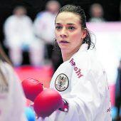 Bettina Plank kämpft beider EM um Gold