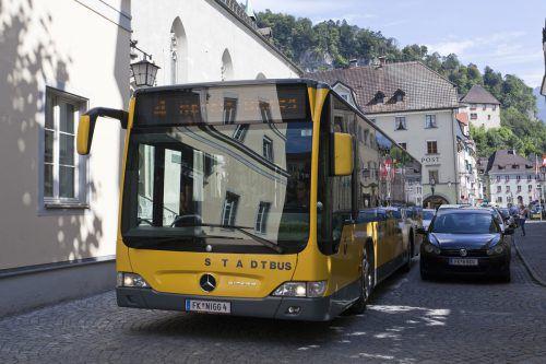 Der Feldkircher Stadtbus wurde am vergangenen Mittwoch zum Tatort von Handgreiflichkeiten. Lisa mathis