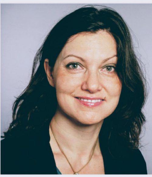 Zehn Jahre lang lebte Aline Breuß- Laferrière in London. Breuß-Laferrière