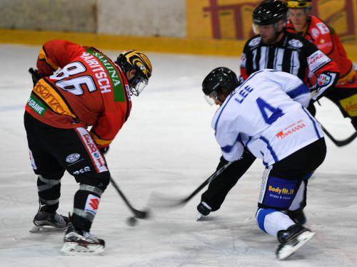 Zweites Saisonspiel, zwei Treffer: Martin Mairitsch.Lerch