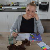 Teddy-Eddy-Autorin Ingrid Hofer weiß, dass gute Ideen kein Kinderspiel sind