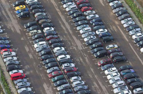 Aber bräuchte man nicht weniger Autos, wenn sie besser ausgenutzt wären? Reuters