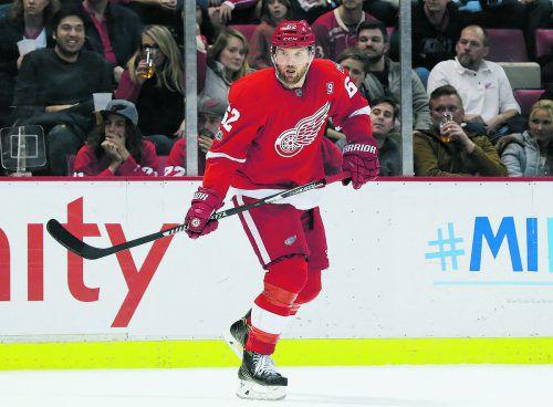 Abschied aus der NHL? Thomas Vanek entscheidet im Sommer. ap