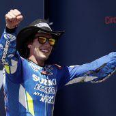 Rins holte sich nach Marquez-SturzMotoGP-Sieg in Texas