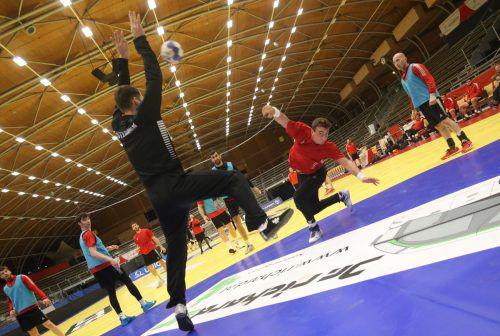 Am Donnerstag empfängt 2020-EM-Gastgeber Österreich im Dornbirner Messestadion Europameister Spanien.Hartinger