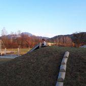 Neuer Spielplatz in Feldkirch-Altenstadt