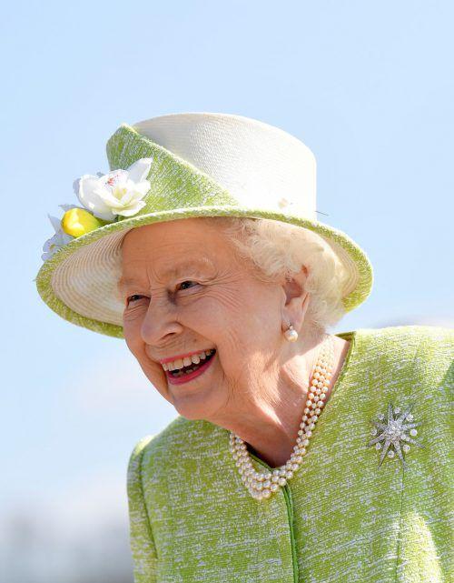 Am Ostersonntag feiert Königin Elizabeth II. ihren Geburtstag. Reuters