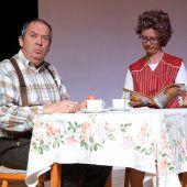 Loriot auf der Sulzberger Theaterbühne
