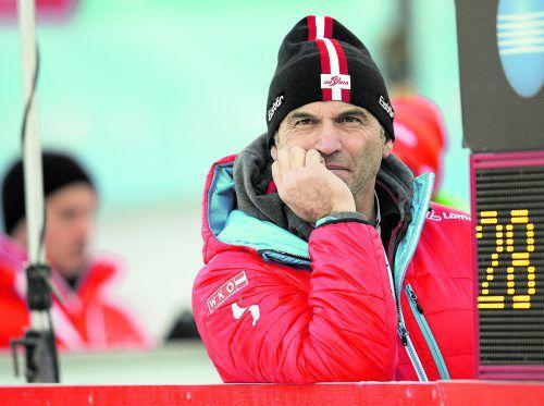 Anton Giger könnte beim ÖSV Hans Pum als Sportdirektor beerben.gepa