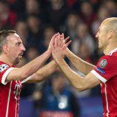 Robben leidet: Vielleicht nie mehr FC Bayern