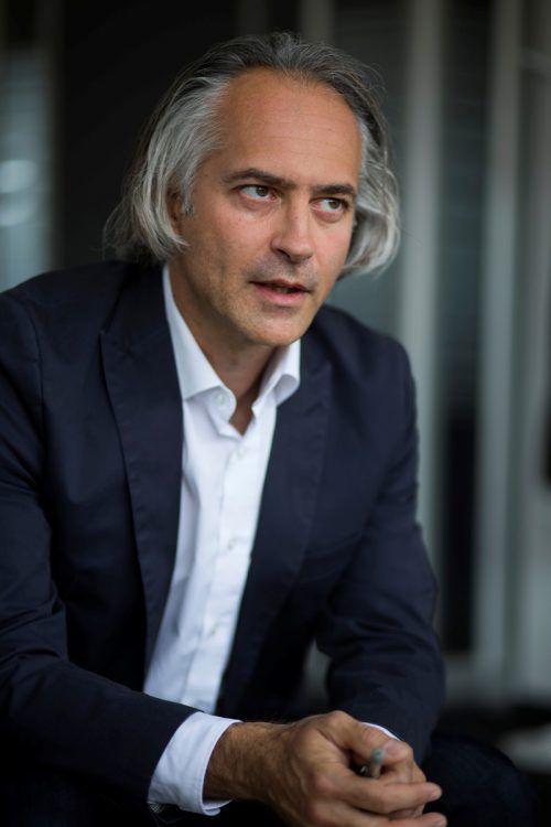 Auch Brandtner rätselt über den Rückgang bei Verwaltungsstrafen. VN/Paulitsch