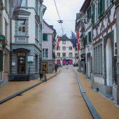 Landeshauptstadt setzt auf Gelb