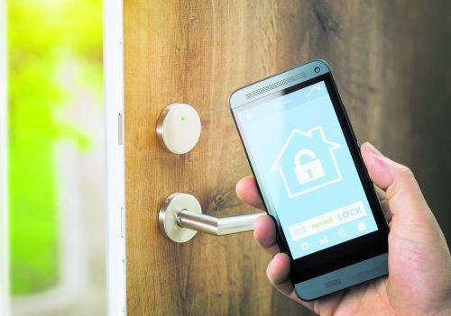 Auf Sicherheitstüren sollte auch im Smart Home nicht verzichtet werden.bild: shutterstock