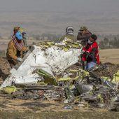 Piloten befolgten Boeing-Notfallprotokoll