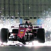 Die Zukunft bei Ferrari gehört Leclerc