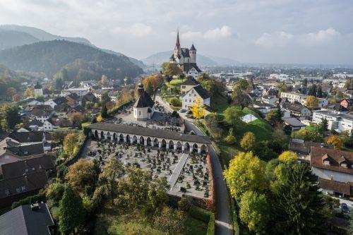 Bereits vor Jahren wurde in Rankweil ein Maßnahmenplan für die Basilika erstellt, sagt Markus Mayr. VN
