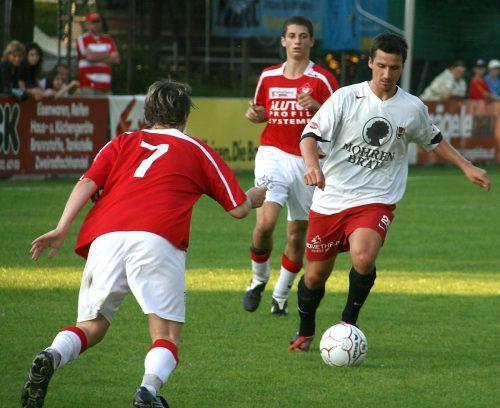 Bild von Christian Schöpf aus der Meistersaison 2009.Knobel