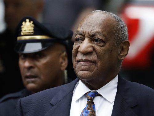 Bill Cosby sitzt in einem Hochsicherheitsgefängnis in Pennsylvania. AP