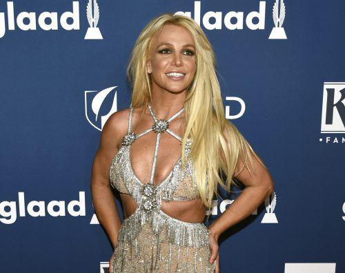 Britney Spears macht sich große Sorgen um ihren Vater. AP