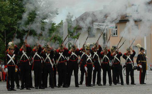 Buchpräsentation über die Fronleichnamstraditionsschützen am 5.April im Leiblachtalsaal.