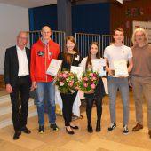 Altach ehrt seine Bundesligasieger