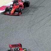 Vettel hofft auf ein Quäntchen Glück