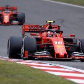 Ferrari nach Schanghai-GPauf der Suche nach der Harmonie