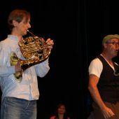 Rheintalische Musikschule lud zur Instrumentenvorstellung