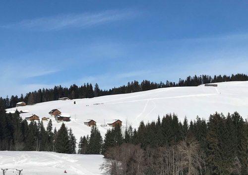 Das Bödele blickt auf eine erfolgreiche Wintersaison zurück.mima