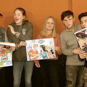 Mit kreativen Comics gegen Vorurteile