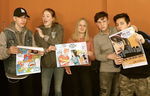 Das Comic-Camp in den Räumlichkeiten der Offenen Jugendarbeit Lustenau findet in der Karwoche statt und greift das Thema Vorurteile auf.